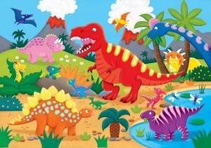 Dino Floor Puzzle