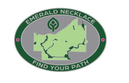 Find Your Path Hiking Medallion