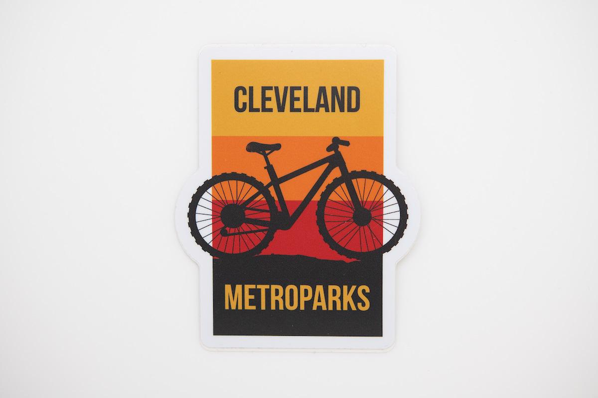CM Sticker Bike