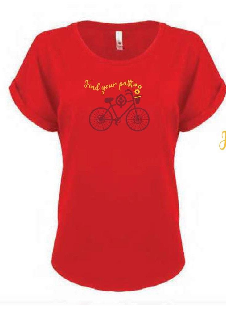 FYP Ladies Bike Tee
