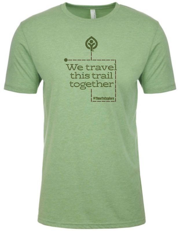Travel Together SS Tee