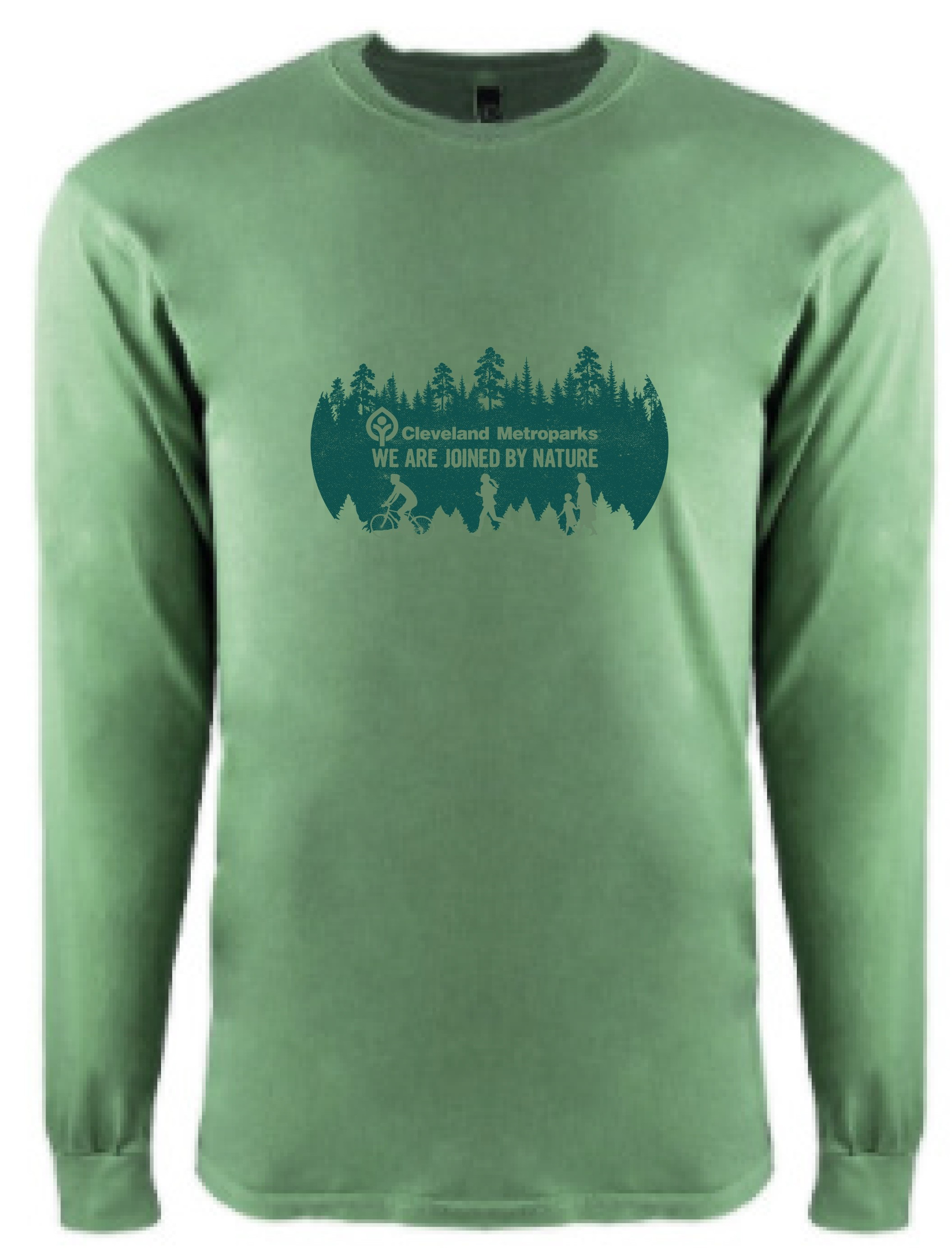 Joined by Nature LS Tee
