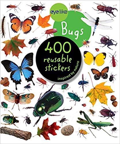 Eyelike Stickers - Bugs
