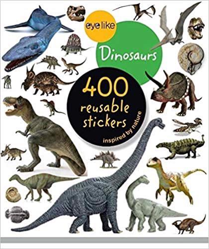 Eyelike Stickers - Dino