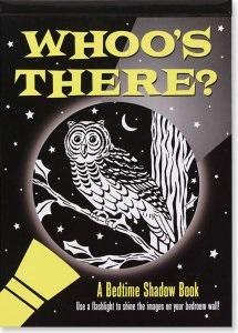 Whoo's There Shadow Book