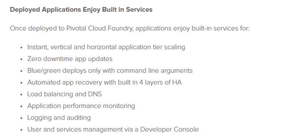 Review: A Peek into Pivotal Cloud Foundry - YourDaiilyTech