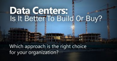 Data Center Expansion Options: Should You Build or Buy