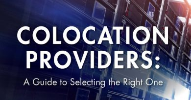 [White Paper] Six Important Considerations When Choosing a Colocation Provider