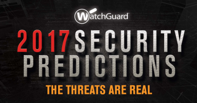 2017 Security Predictions [INFOGRAPHIC]