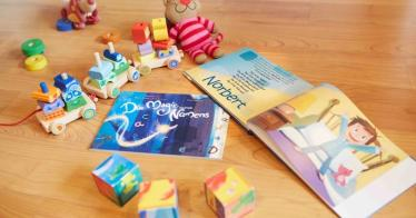 Gewinnspiel: Die Magie meines Namens - personalisiertes Kinderbuch