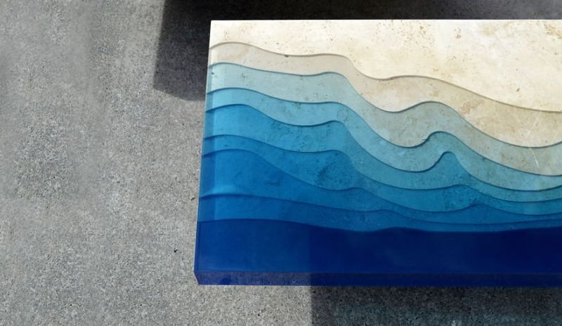 Lagunen Tisch | Quelle: https://www.facebook.com/LA-TABLE-839887199394007