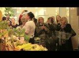 Sacla' Stage Shopera in London Foodhall
