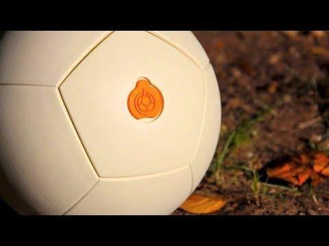 Soccer Ball Generates Energy for Light