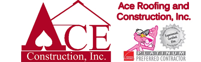Ace Roofing and Construction banner