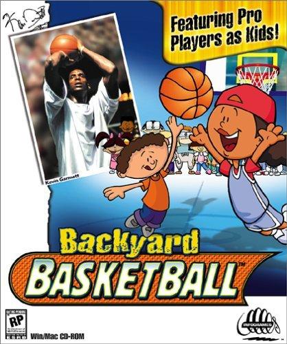 Backyard Baseball For Mac Download: Backyard Basketball