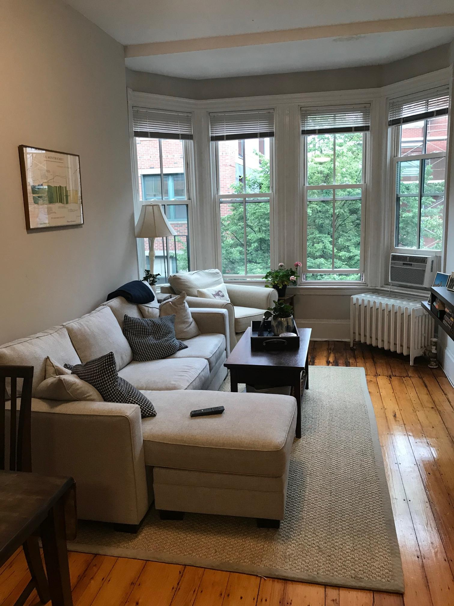1 Bed, 1 Bath apartment in Boston, South End for $1,900
