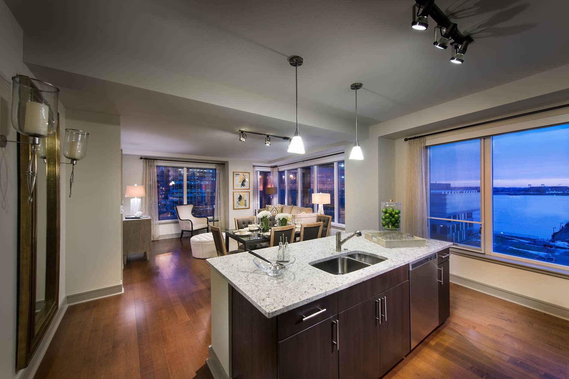 2 Beds, 2 Baths apartment in Boston, Seaport District for $5,615