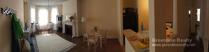 2 Beds, 1 Bath apartment in Boston, Back Bay for $3,100
