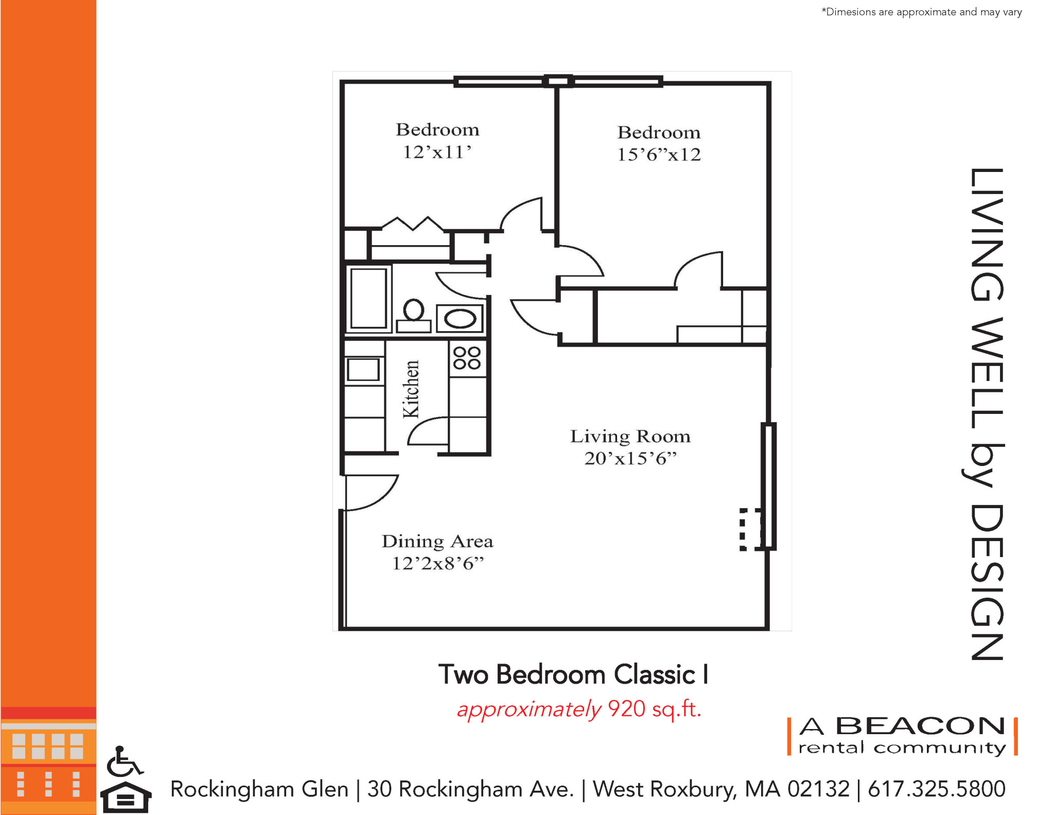 2 Beds, 1 Bath apartment in Boston, West Roxbury for $2,065