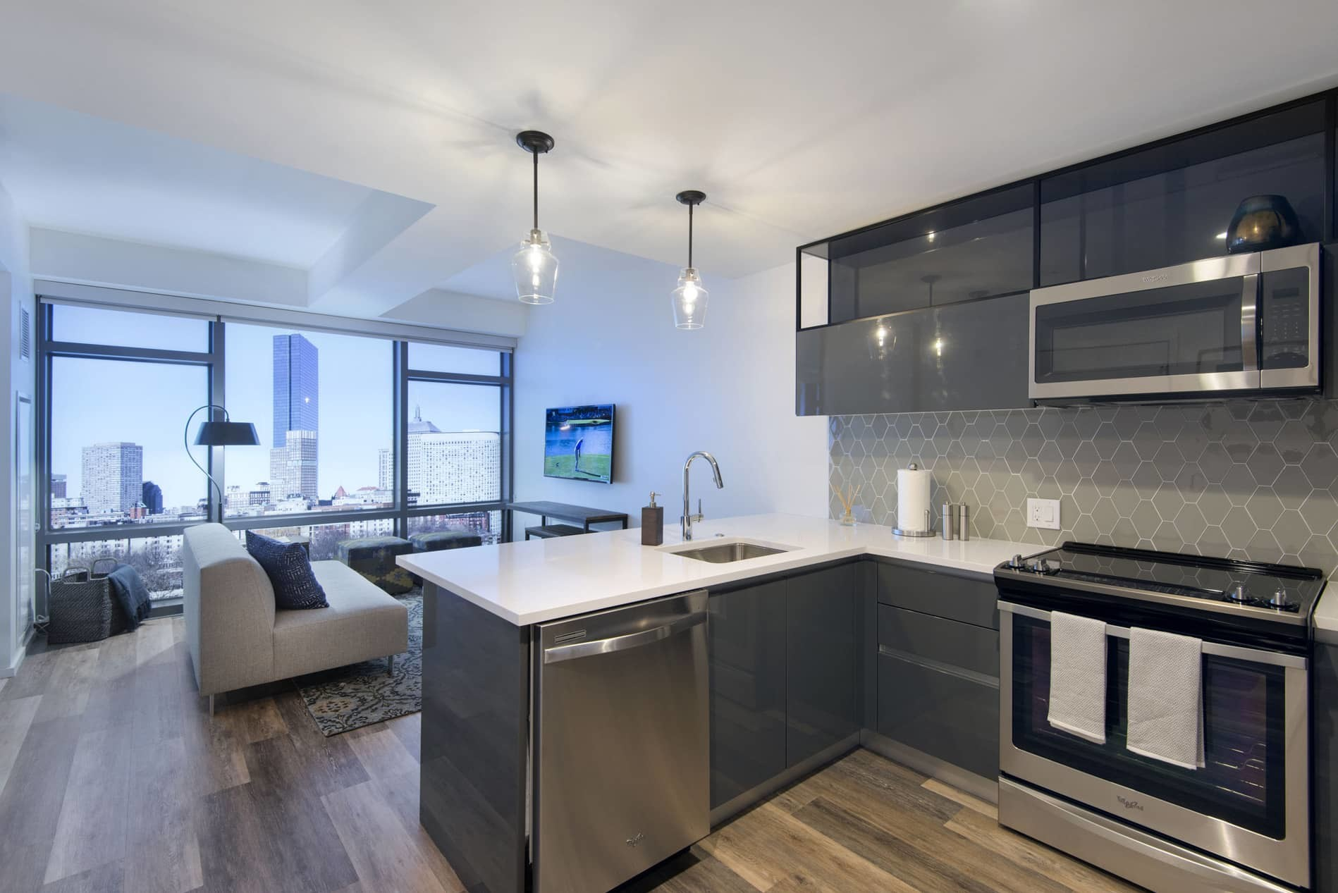 2 Beds, 2 Baths apartment in Boston, South End for $5,256