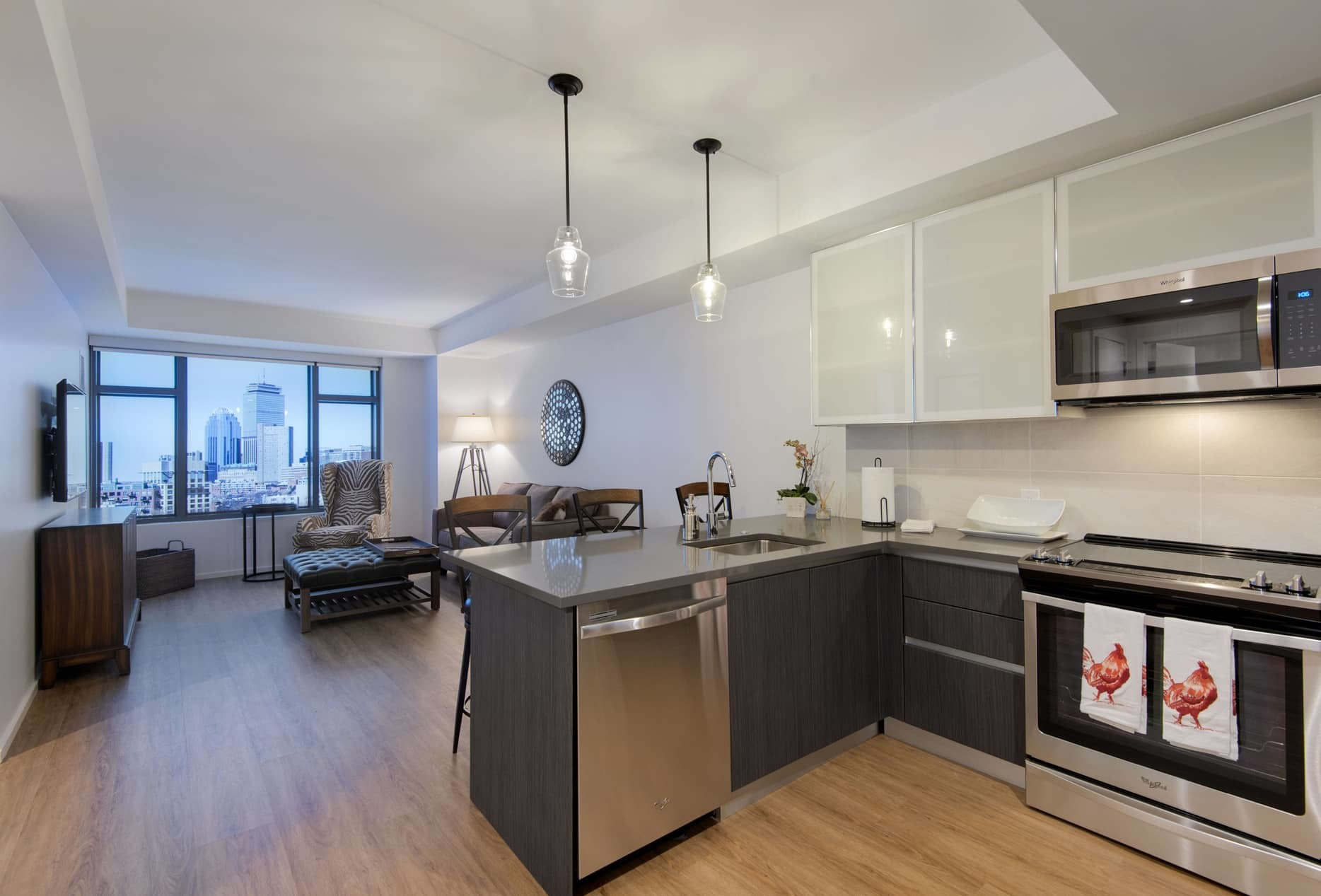 3 Beds, 3 Baths apartment in Boston, South End for $7,085