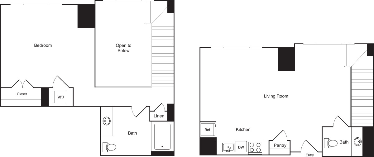 1 Bed, 1 Bath apartment in Boston, North End for $3,480