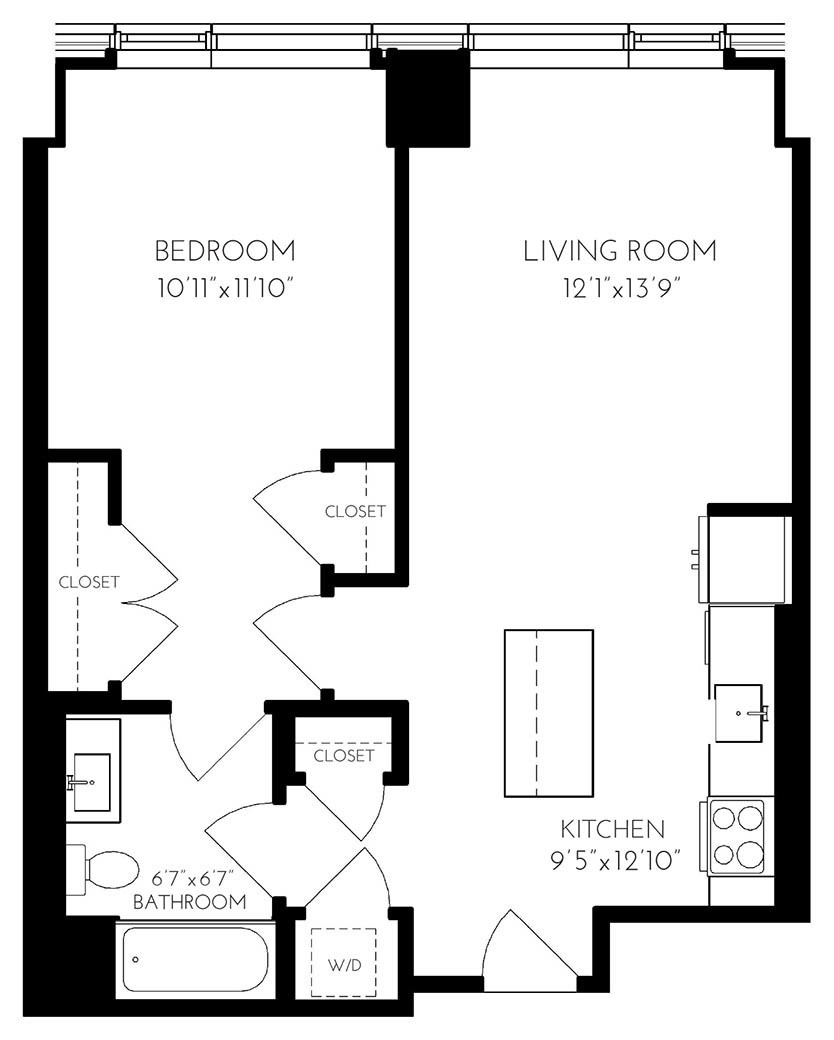 25 Northern Ave., Boston, MA - 5,118 USD/ month