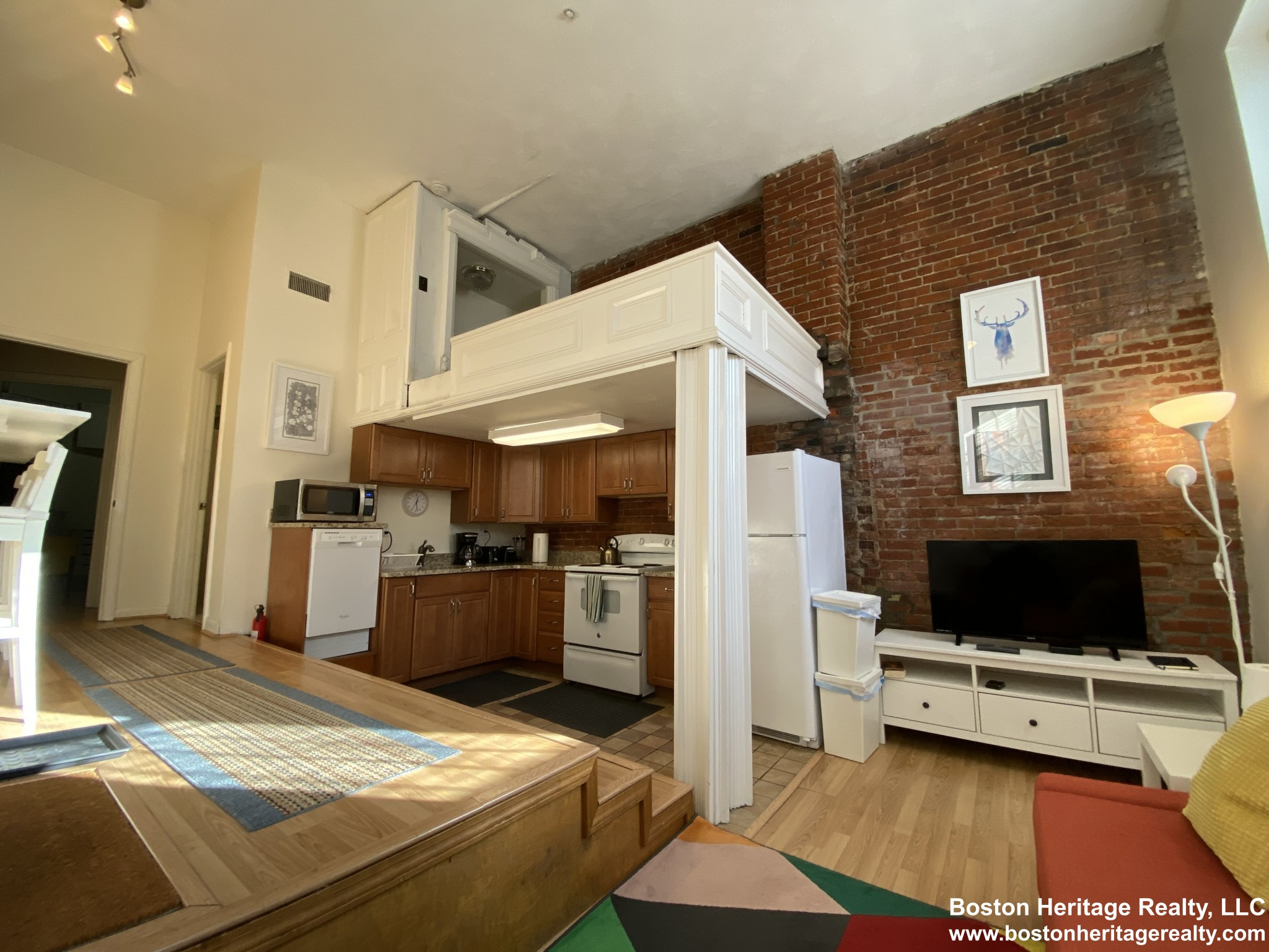 2 Beds, 1 Bath apartment in Boston, South End for $2,150
