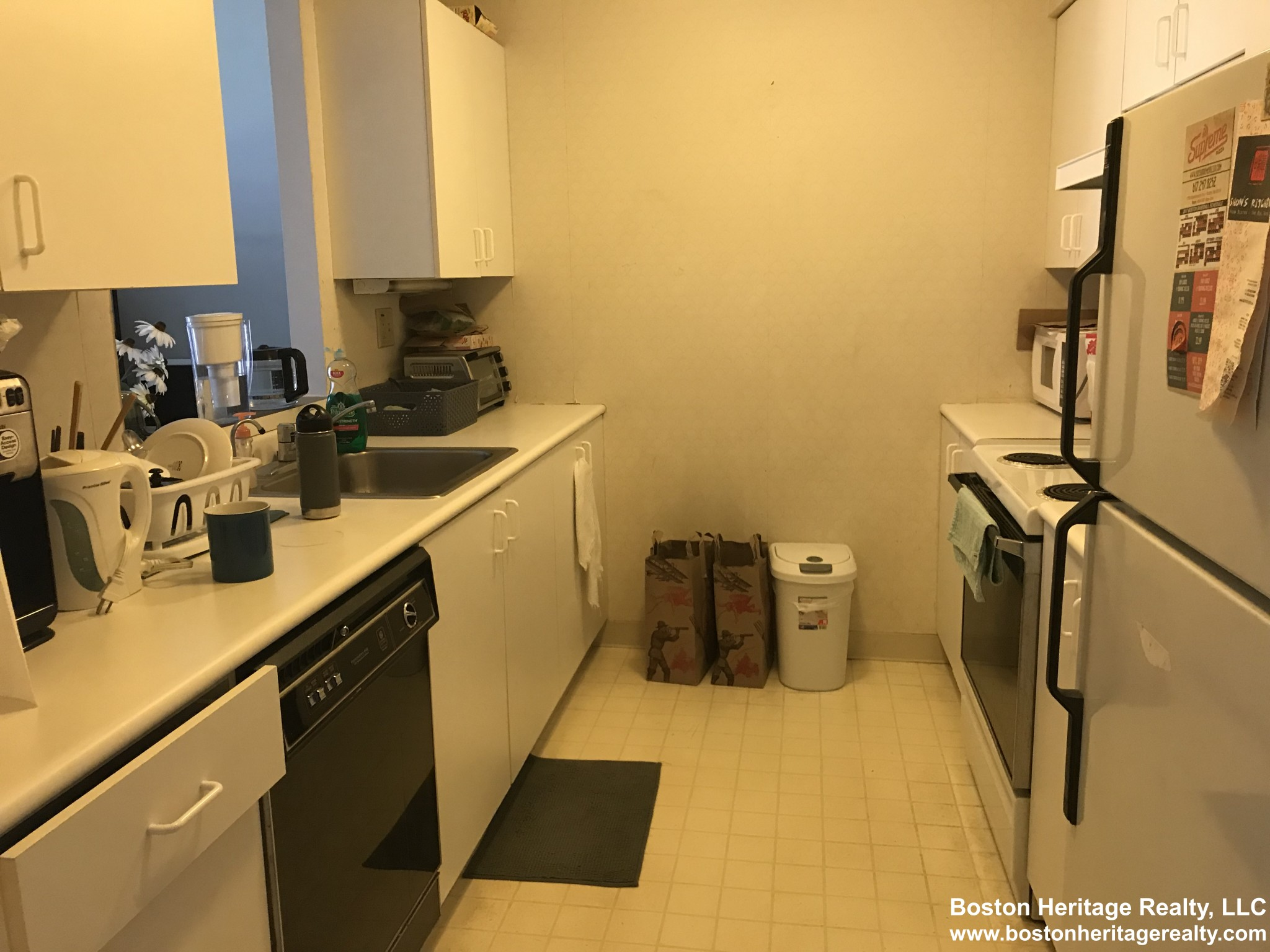 1 Bed, 1 Bath apartment in Boston, South End for $2,250