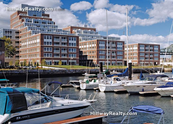 Navy Yard, Ocean View Apartments!!! Charlestown, High End!!!
