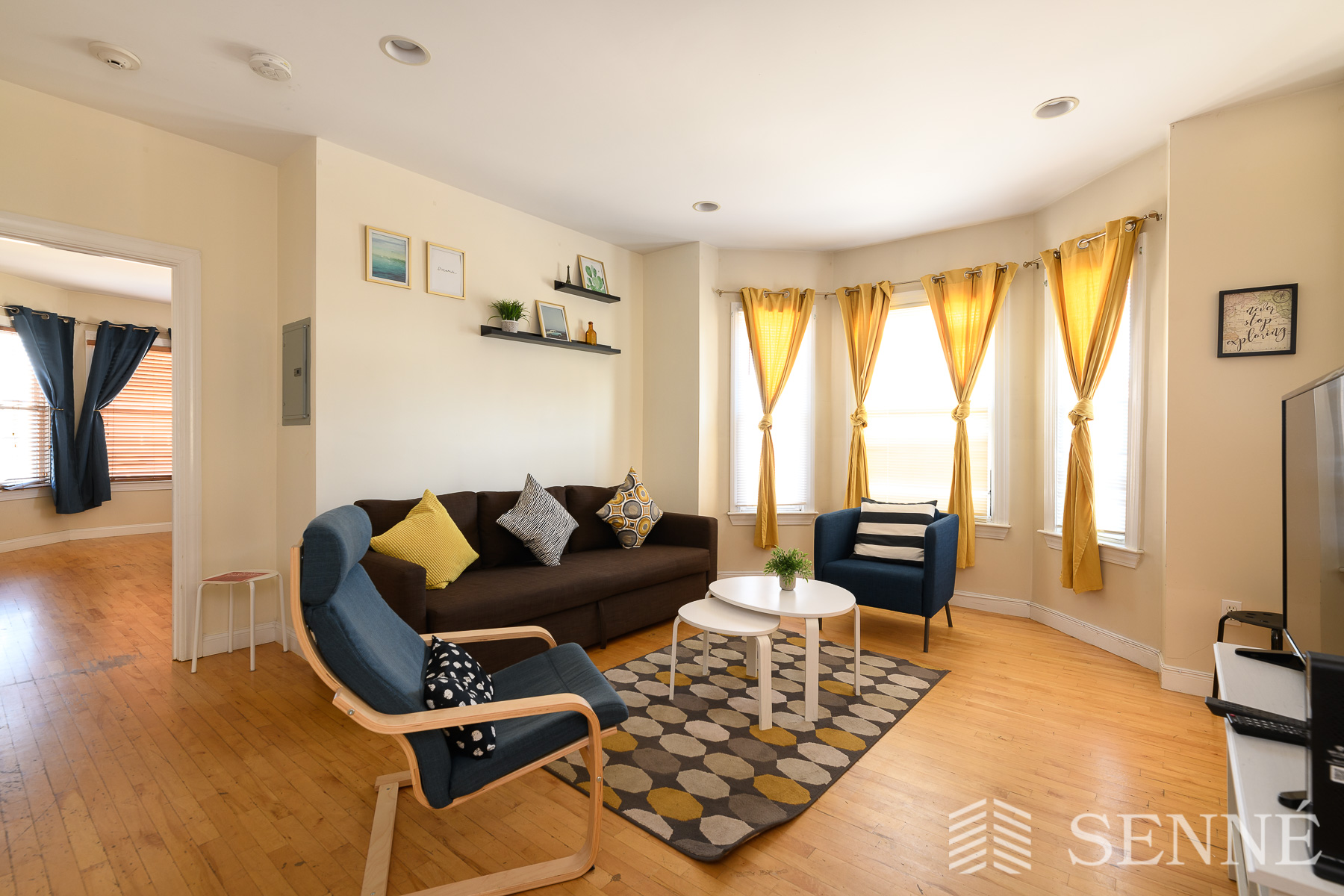 2 Beds, 1 Bath apartment in Somerville for $2,875