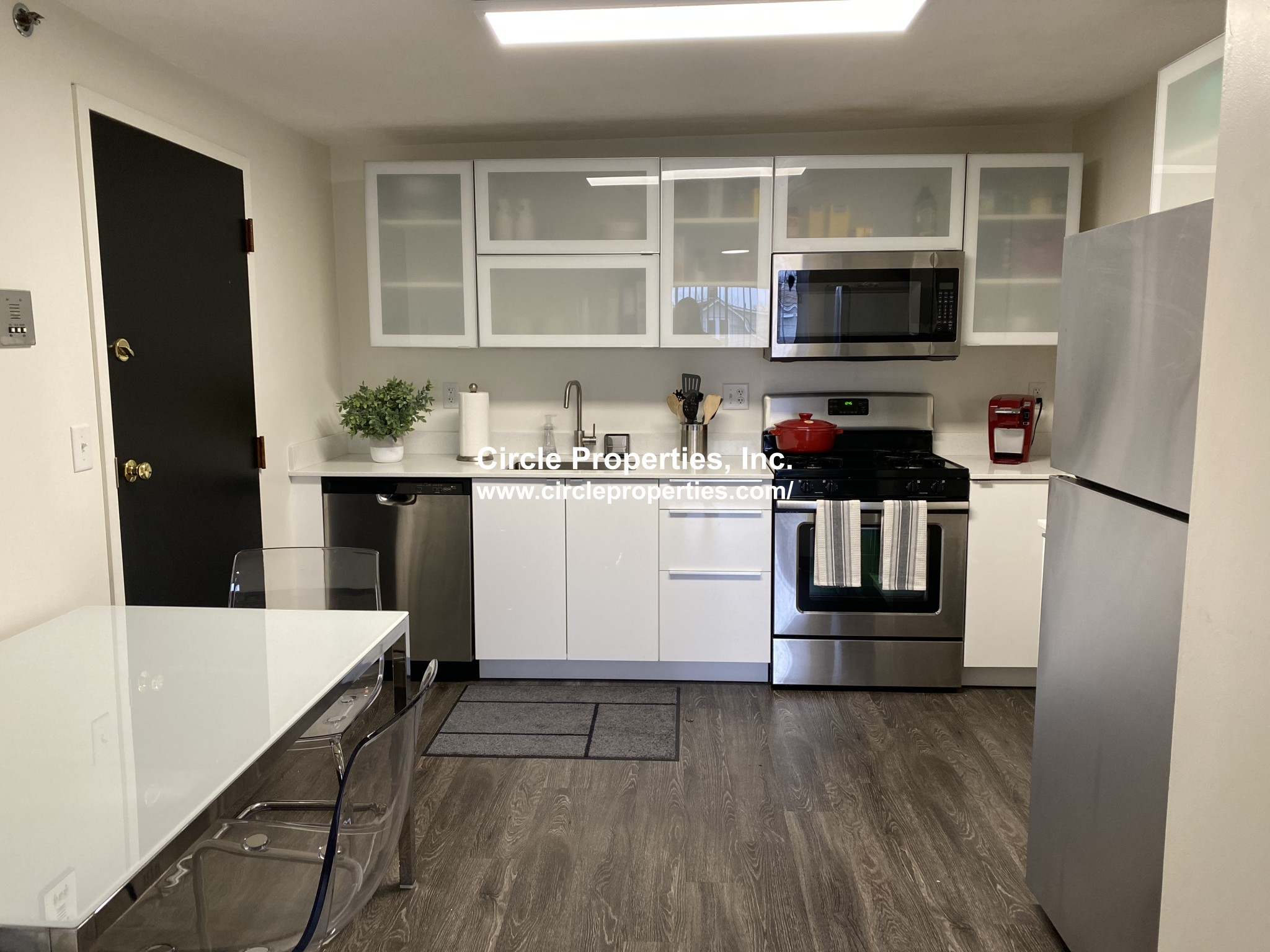2 Bd on Darling St., Avail 09/01, 2019 Remodel