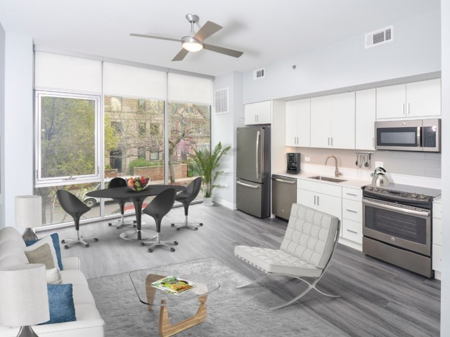 1 BED IN NORTH LAKEVIEW/RAVENSWOOD