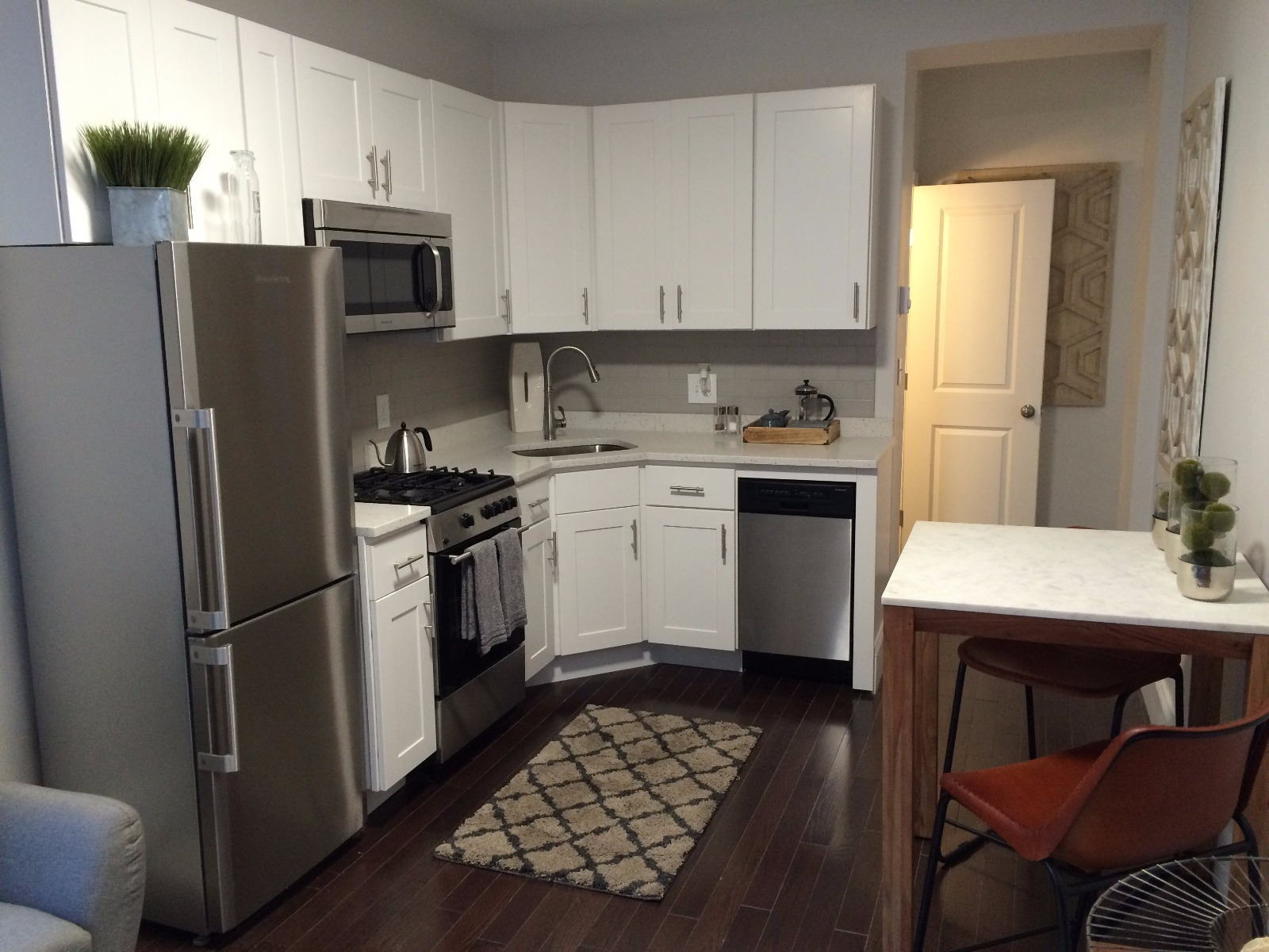 Photos of apartment on Clearway St.,Boston MA 02115