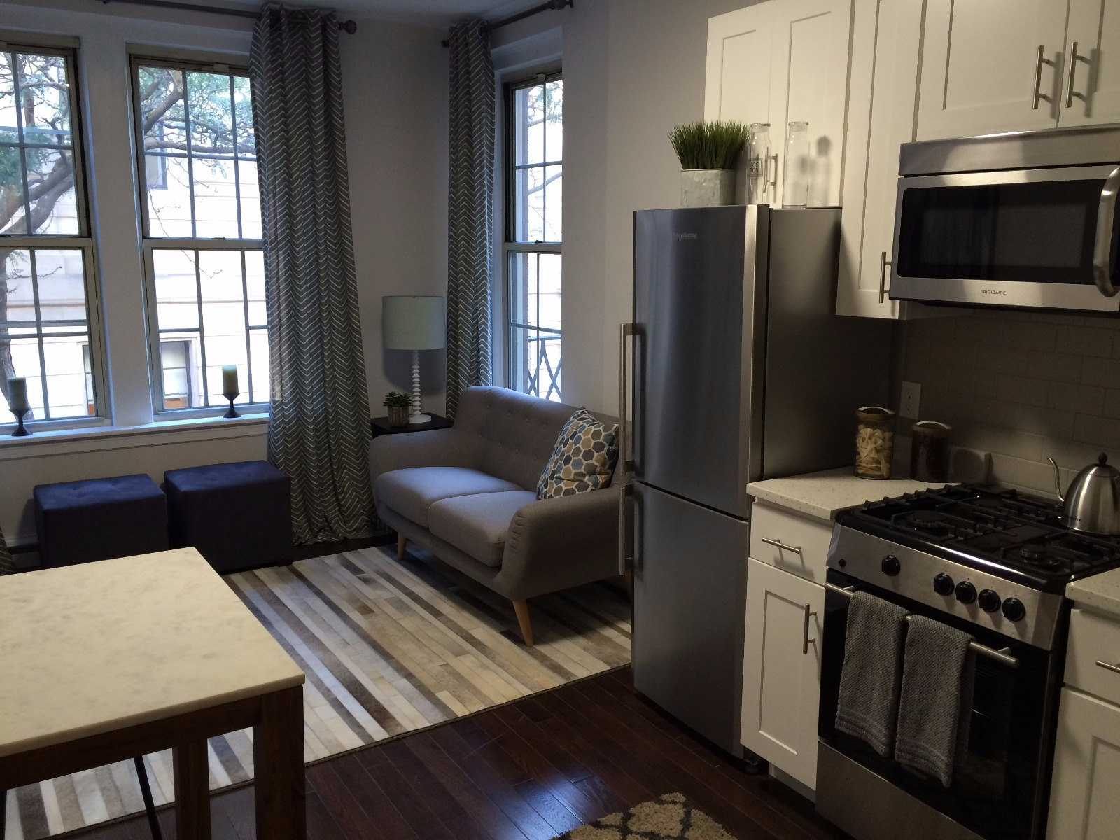 3 Bed Back Bay Boston Apartment - Boston Union Realty