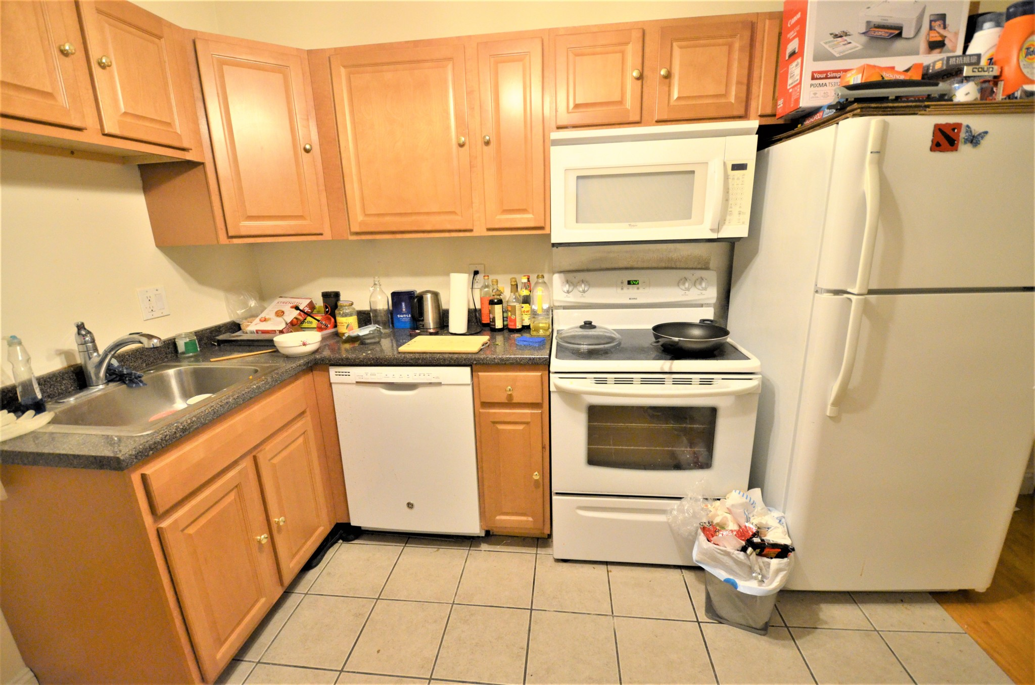 Avail 9/1 - Renovated, Spacious 1 bed split
