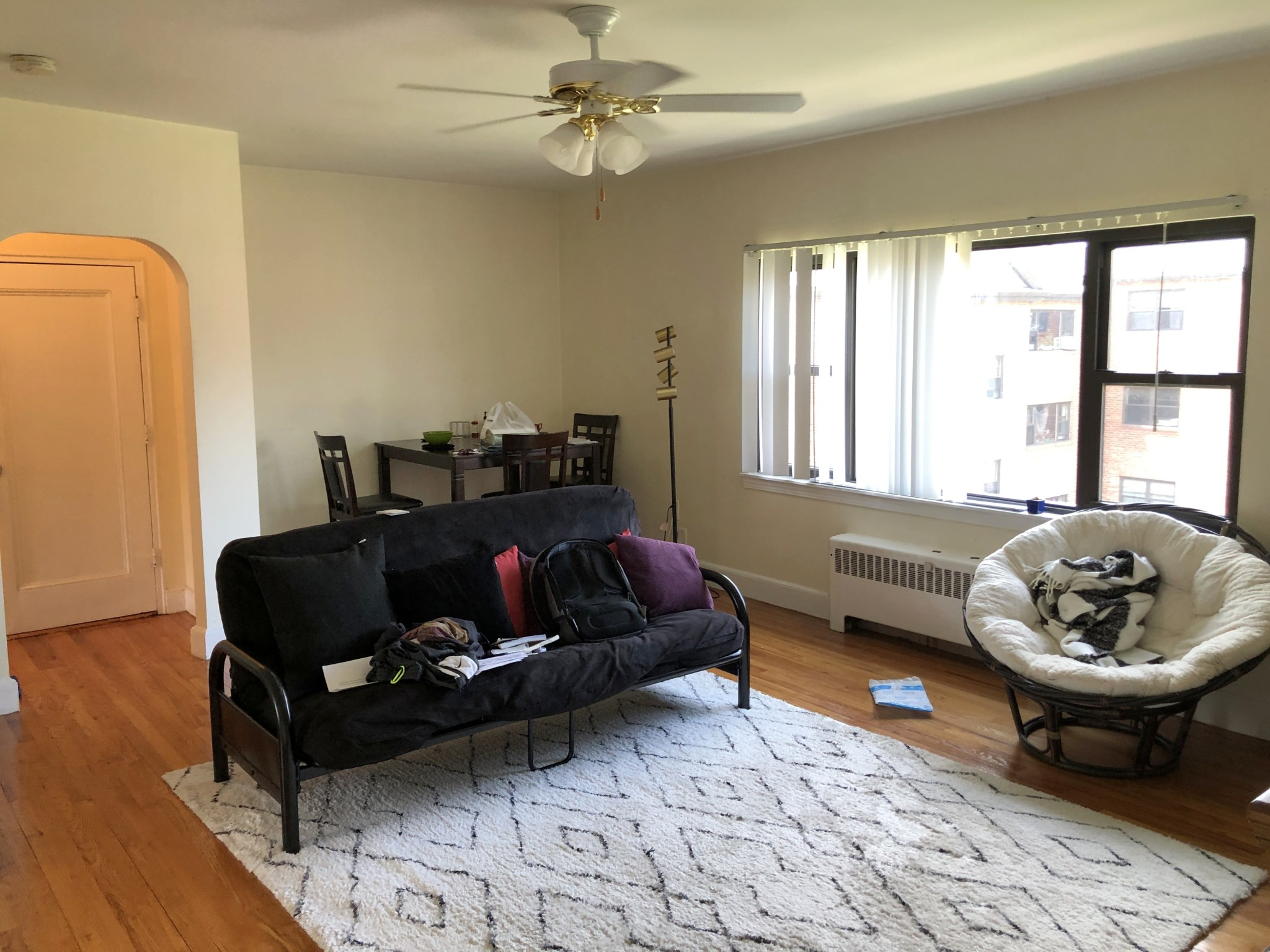 2 Beds, 1 Bath apartment in Brookline for $2,200