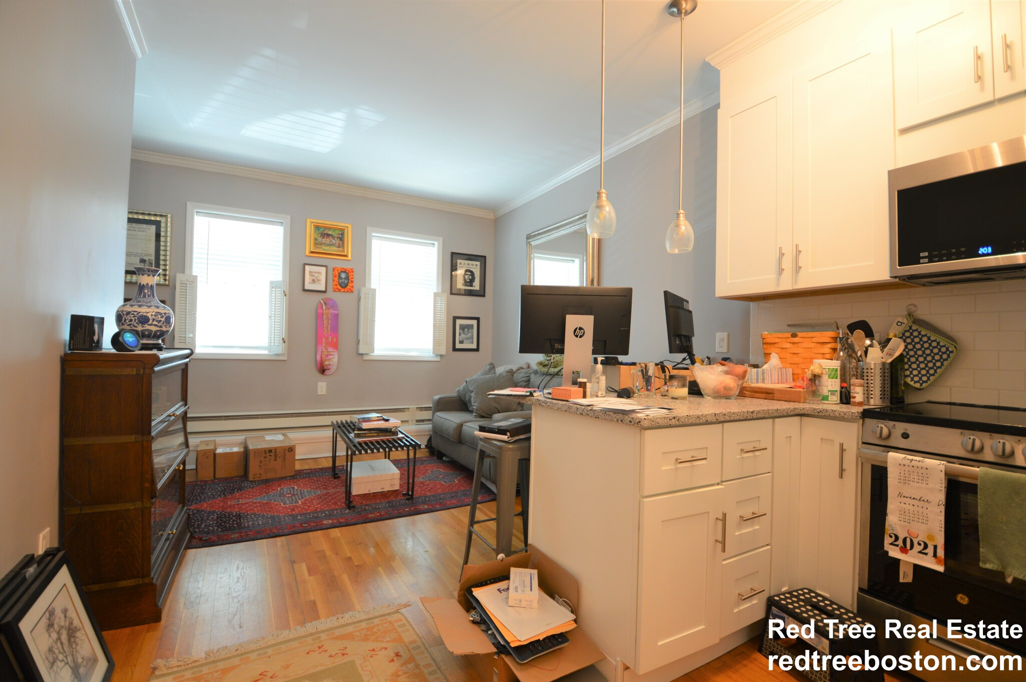 1.5 Beds, 1 Bath apartment in Boston, North End for $2,400