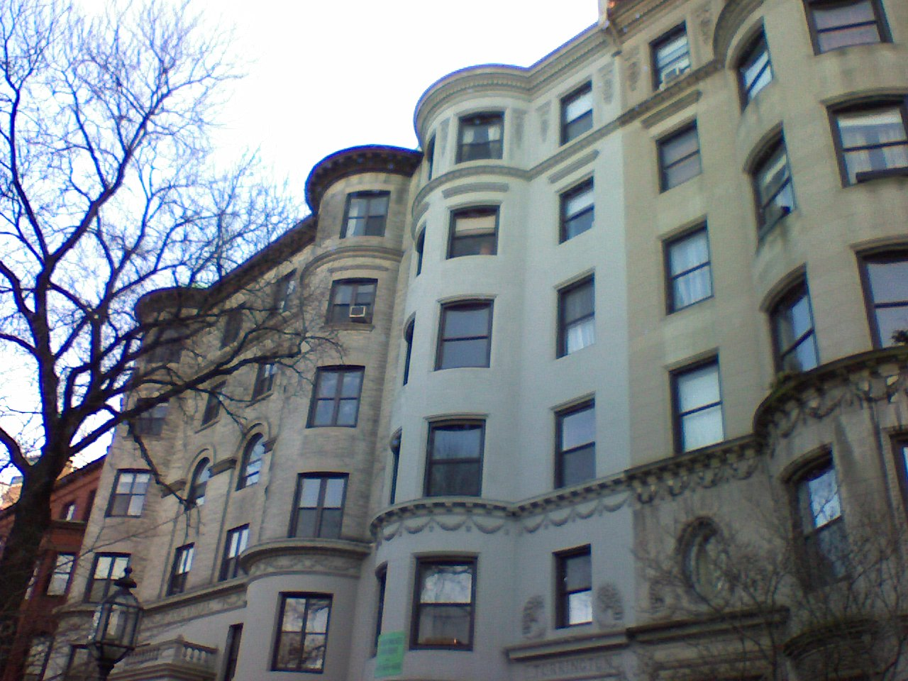 2 Bd on Commonwealth Ave., HT/HW, Avail 09/01, Parking Available