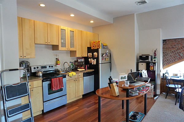 1 Bed, 1 Bath apartment in Beverly for $1,850
