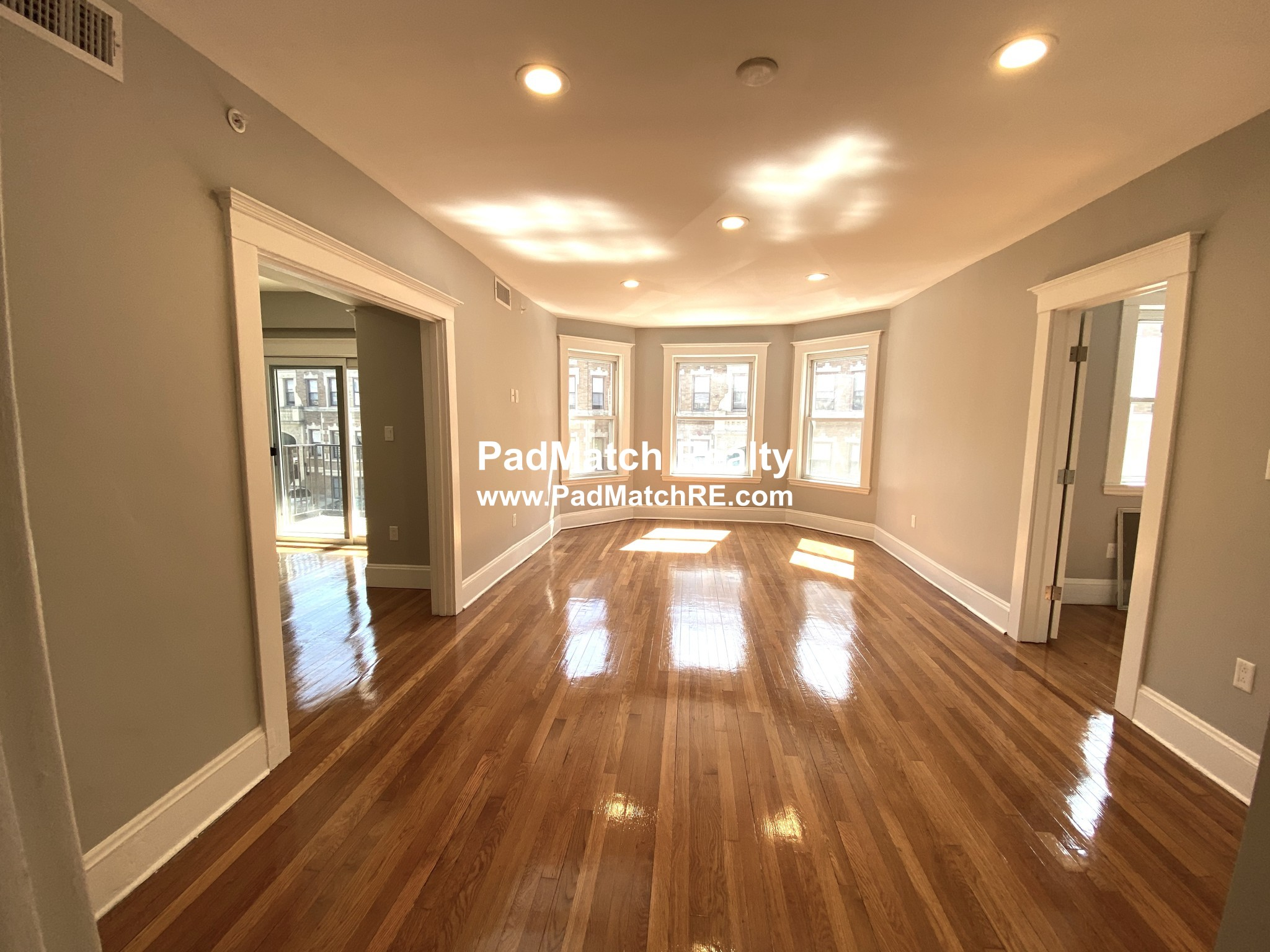 Gut renovated 4 bed/2 bath - laundry in unit