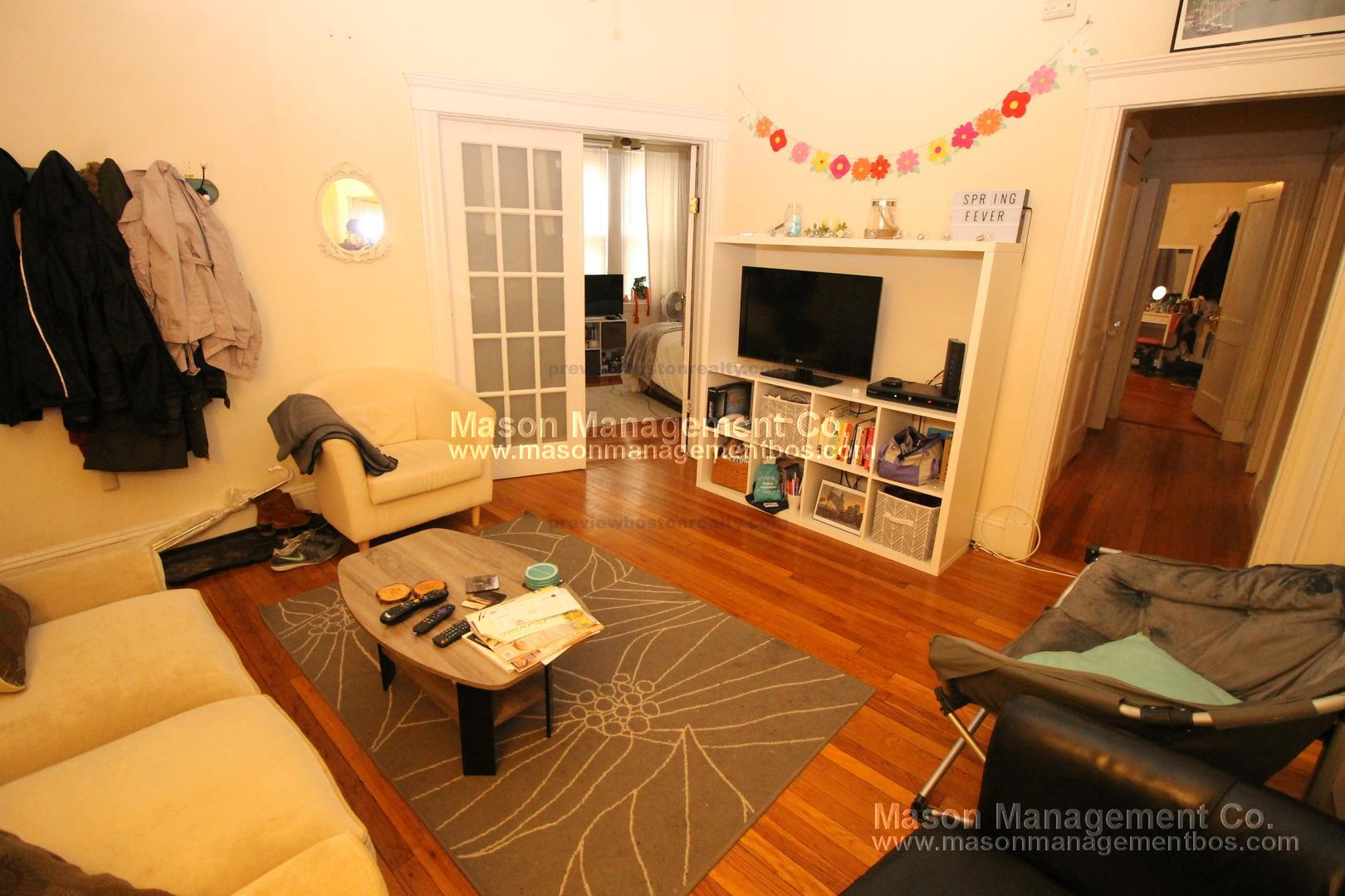 2 Beds, 1 Bath apartment in Boston, Brighton for $750