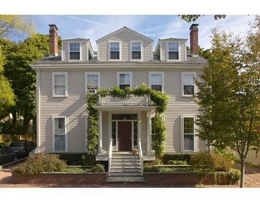 Pictures of  property for rent on Hawthorn St., Cambridge, MA 02138