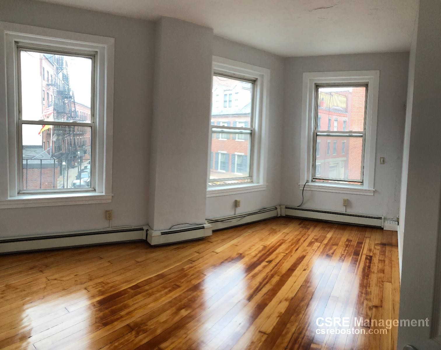 4 Beds, 1 Bath apartment in Boston, North End for $5,000