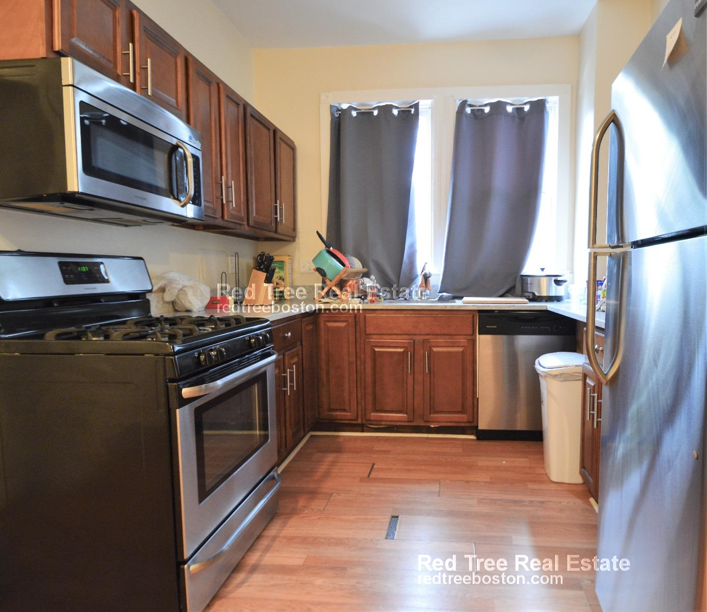 Pictures of  property for rent on Meridian St., Boston, MA 02128