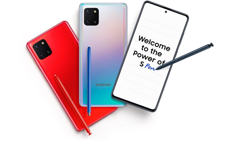Galaxy Note10 Lite Samsung Alkosto