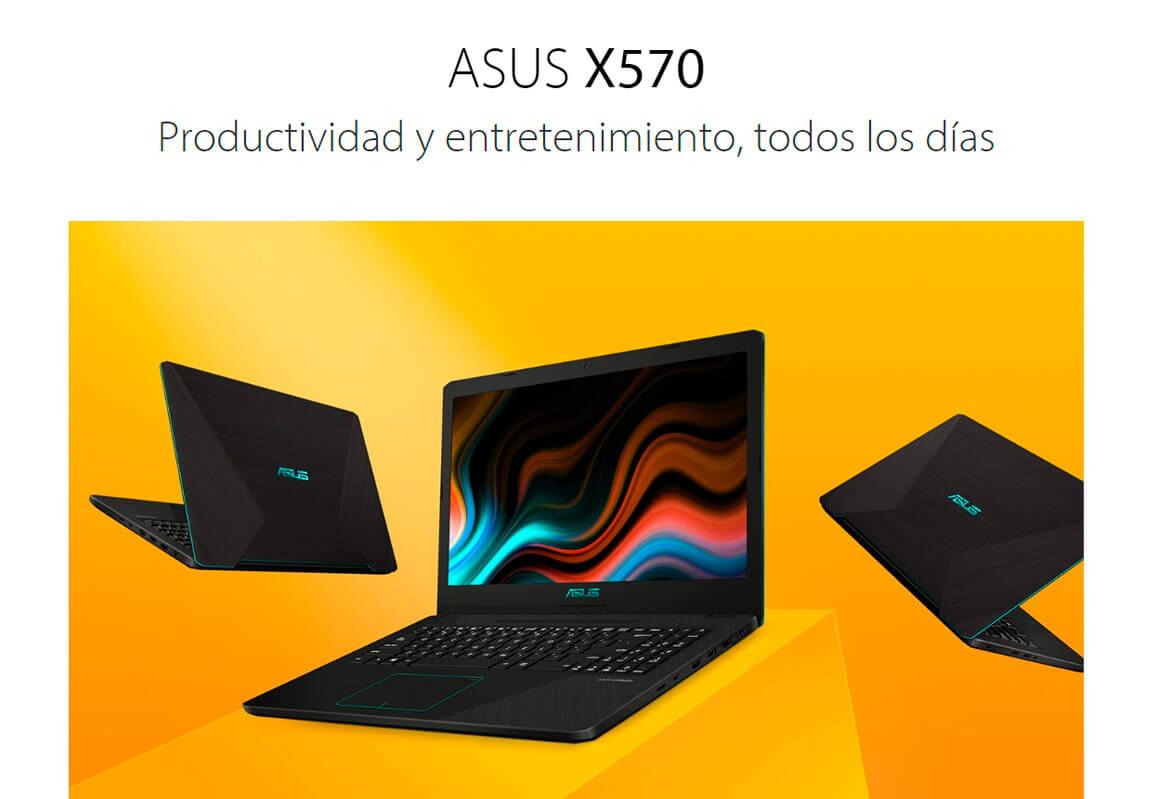 "ASUS Gamer Portátil - X570ZD - AMD Ryzen 5 - 15.6"" Inch ..."