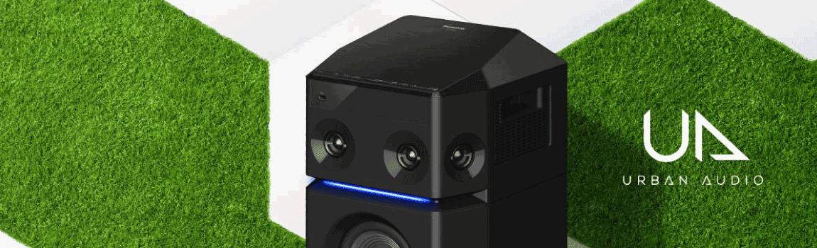 Equipo Minicomponente PANASONIC UA30 300W