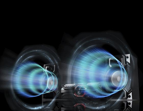 equipo de sonido, equipo de audio