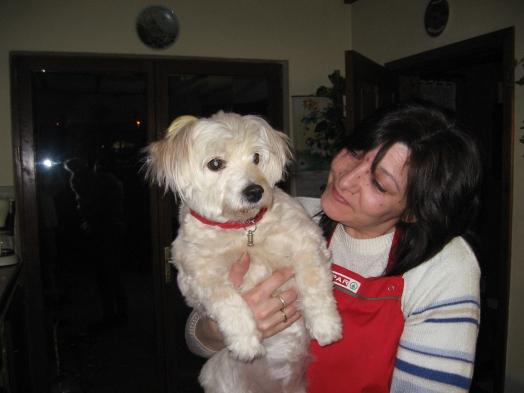 biscotte avec sa maman